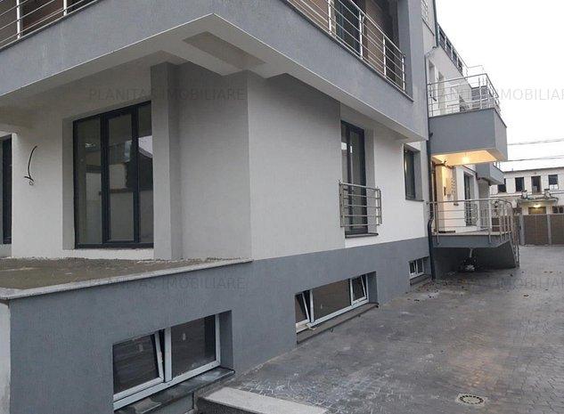 Bucurestii Noi-Parc Bazilescu, apartament parter cu terasa, imobil nou - imaginea 1