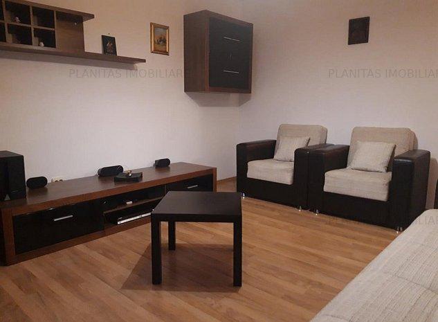 Apartament 2 camere de inchiriat-Parcul Cismigiu - imaginea 1