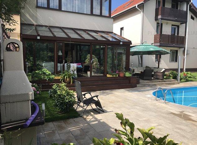 Vila cu piscina Berceni - imaginea 1