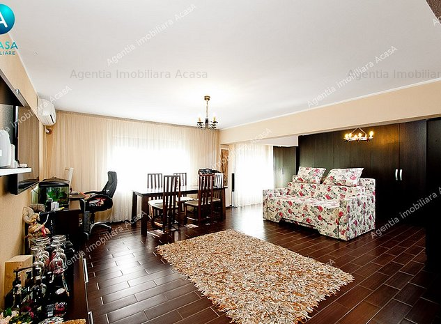 Vanzare apartament 4 camere in N.Leonard, sup. 100 mp, etaj 3, imbunatatit - imaginea 1