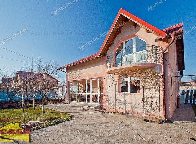 Vanzare vila P+1 in zona Arcasilor 600mp - imaginea 1