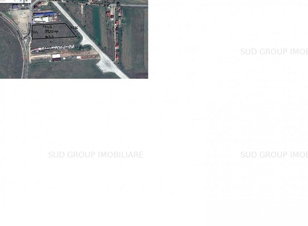 Teren Intravilan Aeroport langa AutoKappa/ S-9920 mp/ D-55.5 ml/Utilitati - imaginea 1