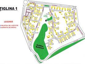 Apartament de vânzare 3 camere în Galati, Tiglina 1