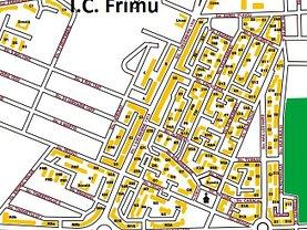 Apartament de închiriat 2 camere, în Galaţi, zona I. C. Frimu