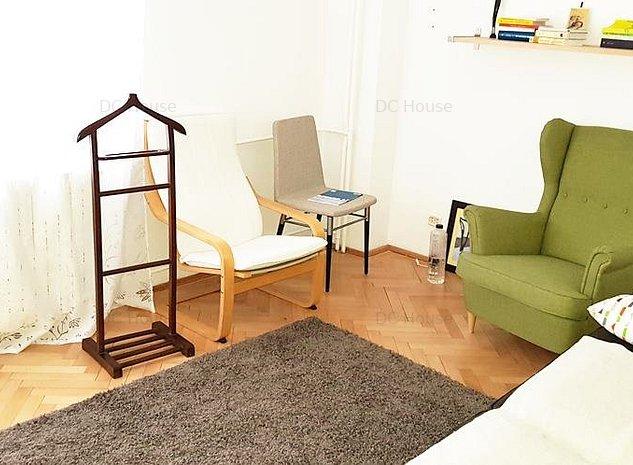 Apartament 2 camere Aviatiei , etaj 1/4, 2 balcoane, an constuctie 2000 - imaginea 1