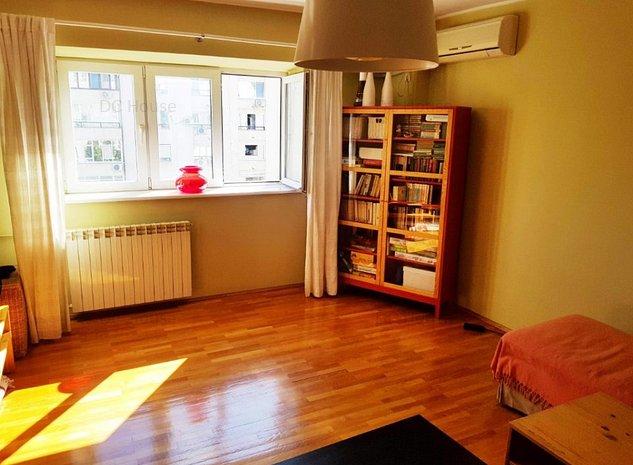 Apartament 3 camere de inchiriat Mircea Voda - Camera de Comert - imaginea 1