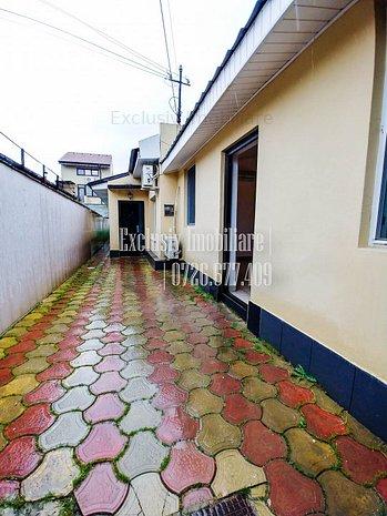 Casa renovata 4 cam cu 3 intrari, curte, foisor - birouri, cabinete sau locuit - imaginea 1