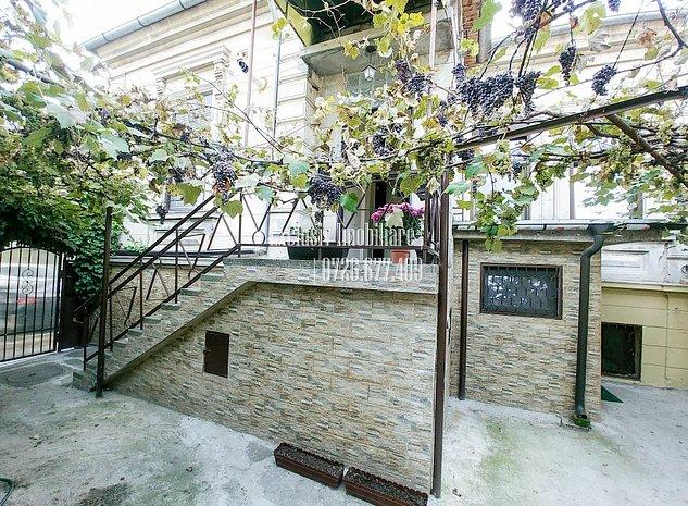 P+1 5c 140mp renovata complet - garaj, gaze - pretabil cabinete, birouri etc. - imaginea 1