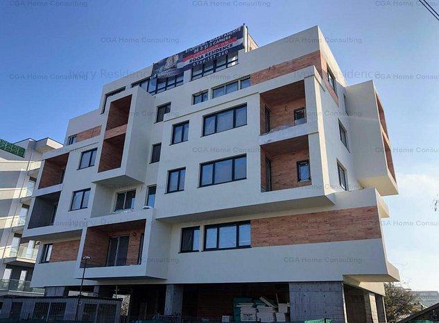 Apartament 2 camere 64 MPC, ROOA RESIDENCE- STRAULESTI, COMISION 0 - imaginea 1