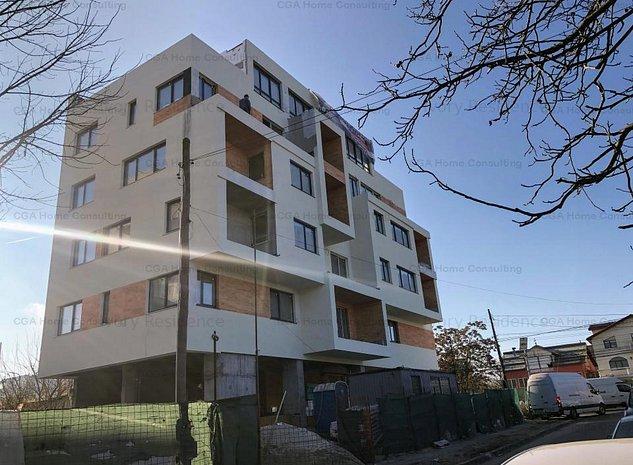 Apartament 2 camere de 64 MPC , ROOA RESIDENCE- STRAULESTI, COMISION O% - imaginea 1