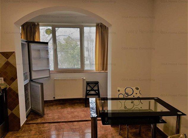 Apartament de inchiriat 2 camere Piata Victoriei - imaginea 1