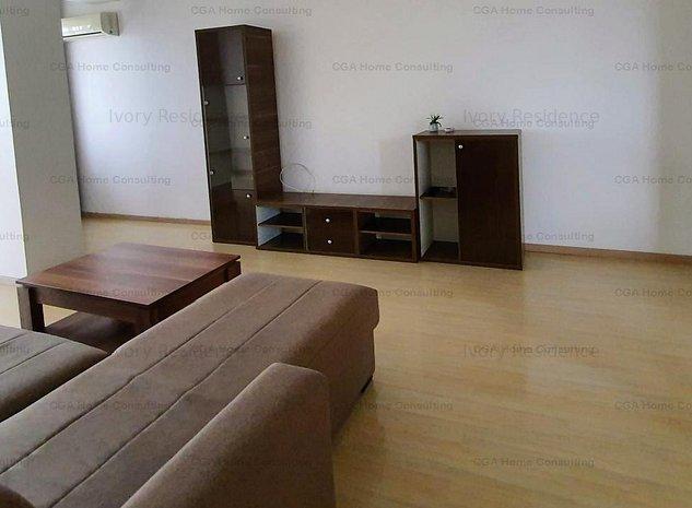 Apartament 2 camere, zona Aviatiei, 72 mp utili, 135000 Euro, TVA Inclus - imaginea 1