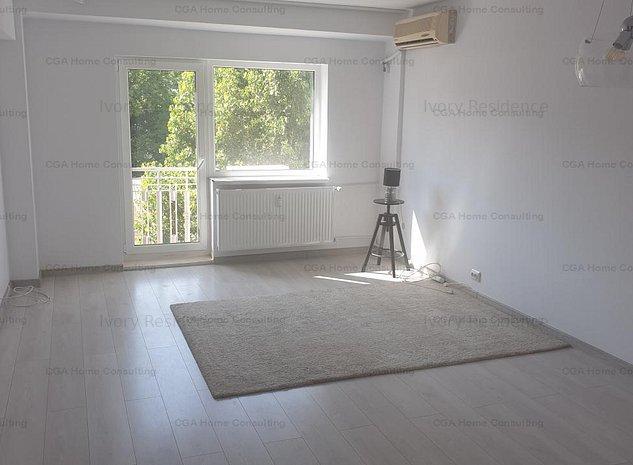 Apartament 3 camere ultracentral,loc de parcare inclus 690 EURO - imaginea 1