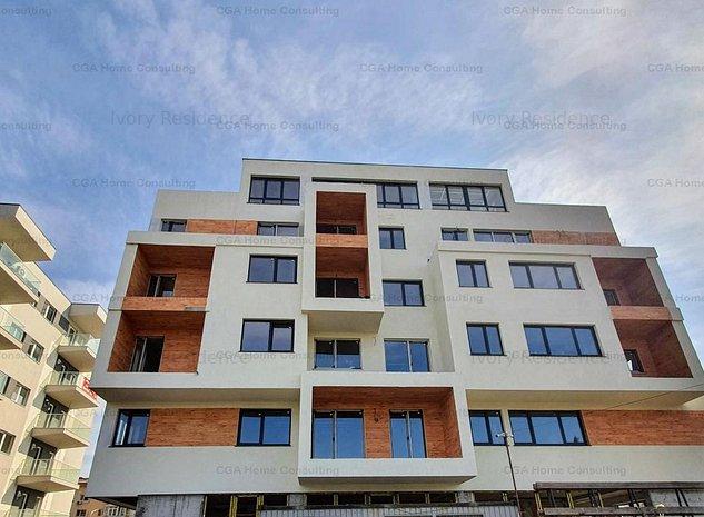 Apartament 3 camere, 83 MPC, PRET 80.500 EURO+TVA, DIRECT DEZVOLTATOR - imaginea 1