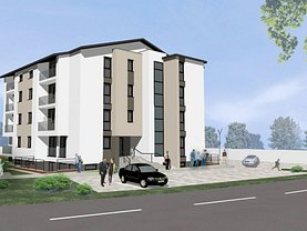 Apartament de vânzare 2 camere în Focsani, Central