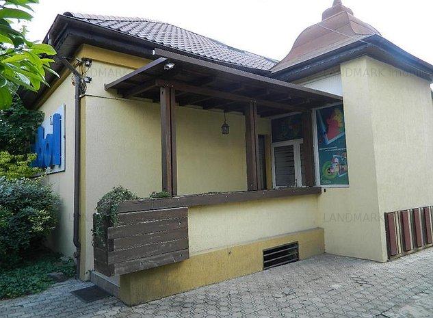 Casa cu depozit si teren 830 mp ,Central, COMISION 0 - imaginea 1