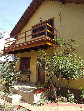 Casa noua cu 4 camere, curte, acc auto, zona Badea Cartan - imaginea 1