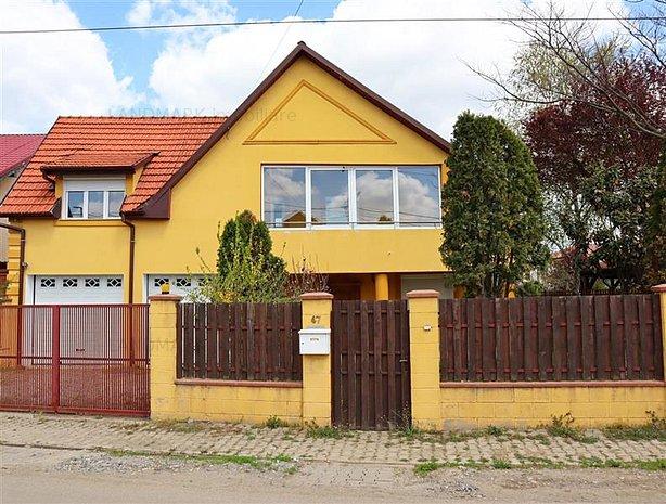 COMISION 0% Vila/Casa unifamiliara in Dumbravita langa padure - imaginea 1