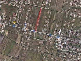 Teren construcţii de vânzare în Timisoara, Ciarda Rosie