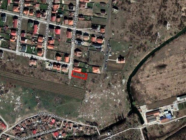 Teren de vanzare, zona Campului - imaginea 1