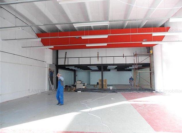 Spatiu Comercial Show room , 300 mp la artera - imaginea 1