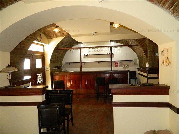 Spatiu Restaurant 200mp , zona pietonala Unirii - imaginea 1
