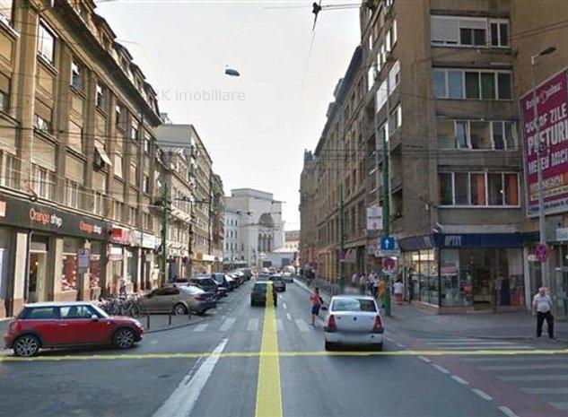 EXCLUSIV, Spatiu Comercial 260mp, Ultracentral zona Piata Victoriei - imaginea 1