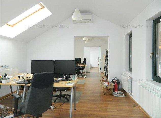 Spatii birouri lux, 64 mp sau 87 mp, cladire de biropuri Zona Unirii - imaginea 1