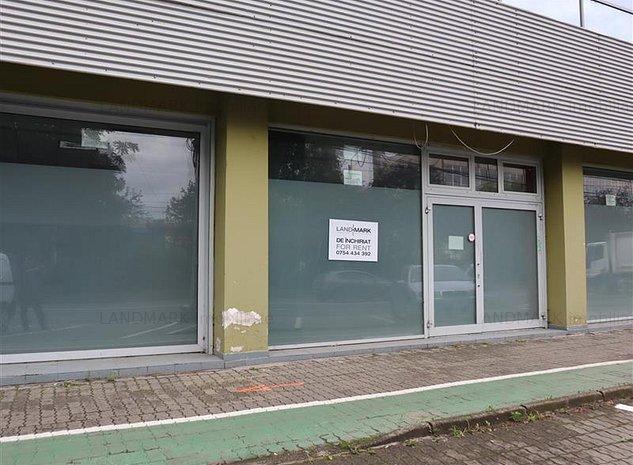 Spatiu comercial, parter, 16 metri vitrina - imaginea 1