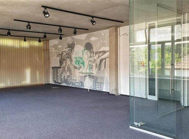 Cladire de  birouri 350 mp  CENTRAL - UNIVERSITATE - imaginea 1