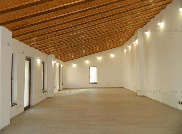 Cladire noua P+E open space, 200 mp utili , curte, Zona Centrala - imaginea 1