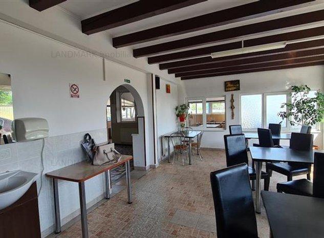Spatiu Com / Restaurant 248 mp, trafic intens, Calea Sagului . - imaginea 1
