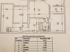 Casa de închiriat 8 camere, în Bucuresti, zona Nerva Traian