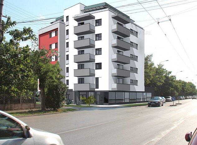 Apartament doua camere, str. Mangalia, langa hotel Ambasador, proiect deosebit. - imaginea 1