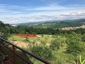 Teren constructii de vânzare, în Reşiţa, zona Periferie