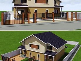 Casa de vânzare 4 camere, în Mosnita Noua