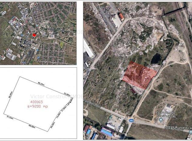 Teren Zona industriala Chisoda - imaginea 1