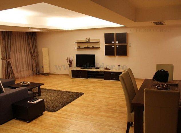 Apartament cu 3 camere de inchiriat in zona Soseaua Nordului - imaginea 1
