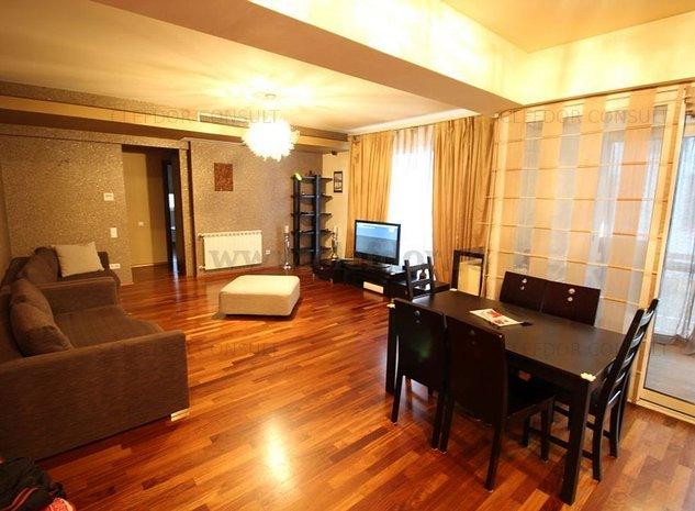 Apartament cu 4 camere de inchiriat in zona Soseaua Nordului - imaginea 1