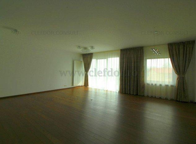 One Floreasca - apartament superb cu 5 camere de inchiriat - imaginea 1