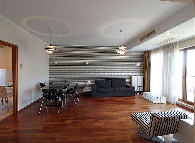 Apartament cu 3 camere de inchiriat in zona Floreasca - imaginea 1