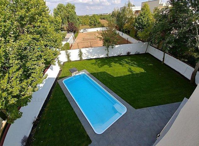 Vila cu piscina in zona Iancu Nicolae - imaginea 1