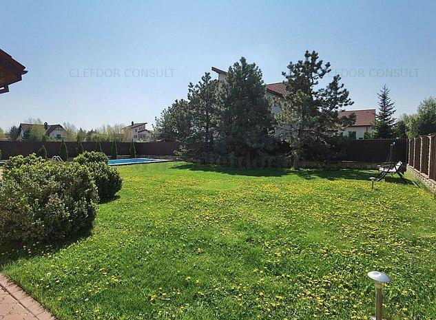 Vila Individuala cu Piscina in zona Iancu Nicolae - imaginea 1