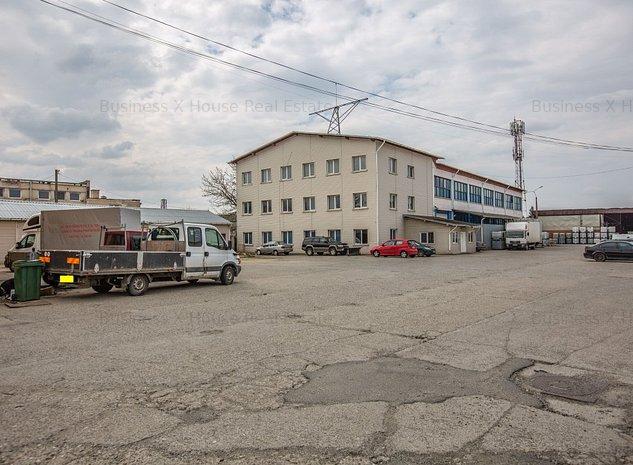 Hala si cladire de birouri - Calea Feldioarei, teren 5774 mp - imaginea 1