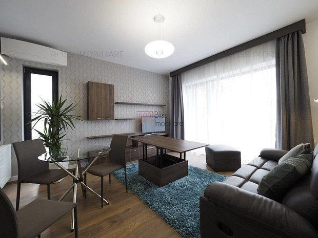BLISS Imobiliare - Apartament 3 camere î: 13 Septembrie, Bucharest, Romania