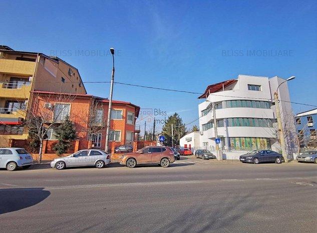 BLISS Imobiliare - Spaþiu de birouri 8 c: Jiului, Bucharest, Romania