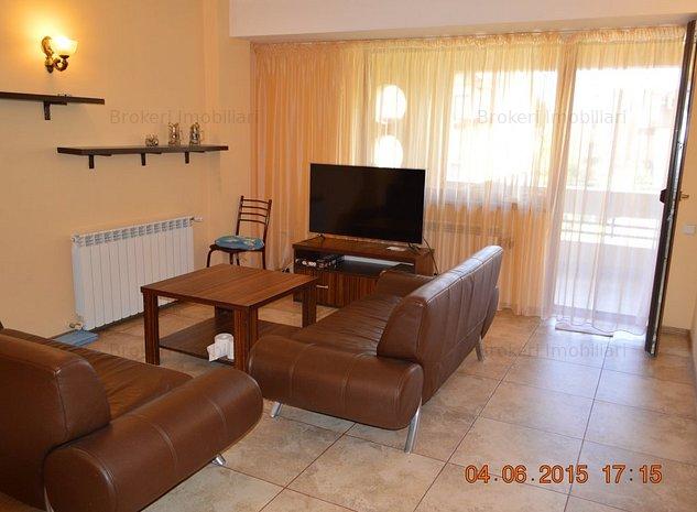 Apartament patru camere in vila, mobilat si utilat lux, termen lung - imaginea 1