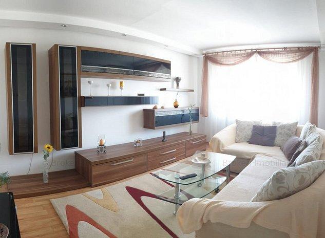 City Park, apartament trei camere decomandate - imaginea 1