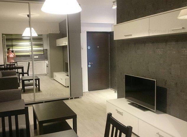 Inchiriere 2 camere bloc nou Piata Sudului! - imaginea 1