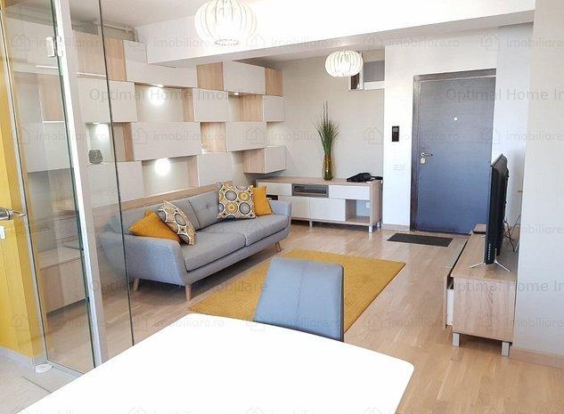 Inchiriere 2 camere bloc nou Victoriei - Icon Residence ! - imaginea 1